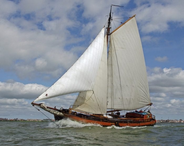 weekend sailing holland