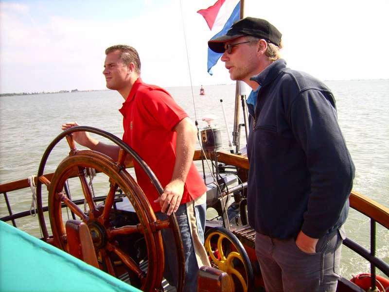 Business sailing