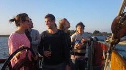 Bachelorette sailing