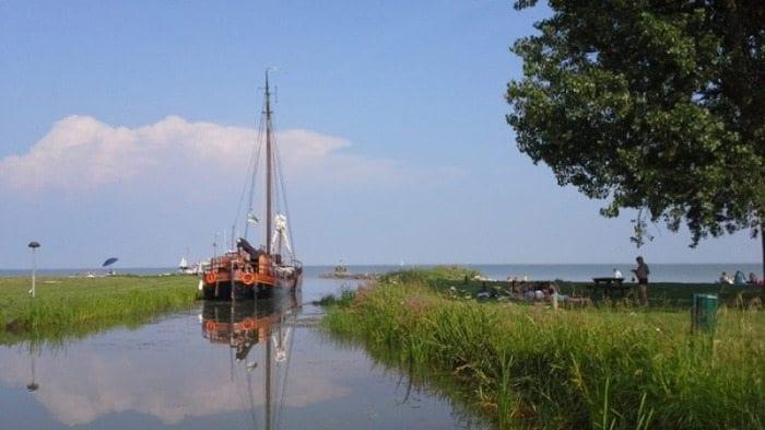 Weekendje zeilen IJsselmeer